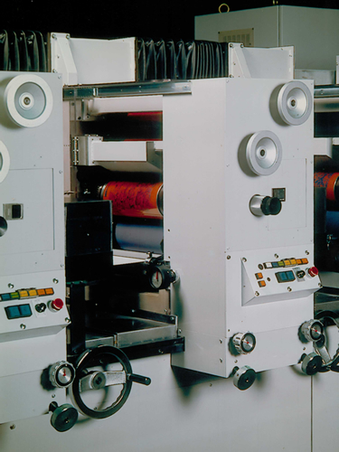 Rotary UV Litho Waterless Offest