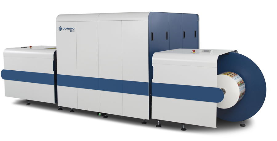Digital UV Inkjet Printing - Domino N610i